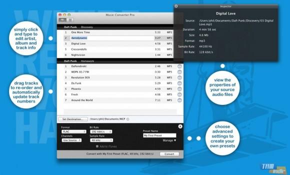 Music Converter Ekran Görüntüleri - 3