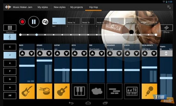Music Maker Jam Ekran Görüntüleri - 6