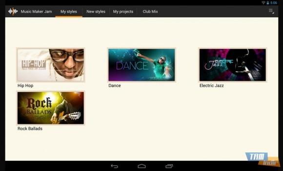 Music Maker Jam Ekran Görüntüleri - 5