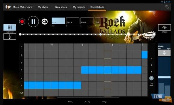Music Maker Jam Ekran Görüntüleri - 2