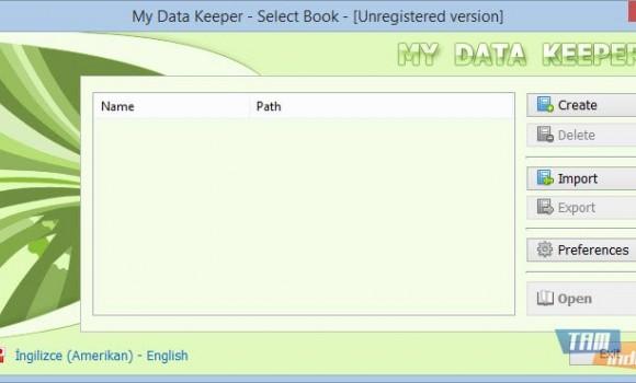 My Data Keeper Ekran Görüntüleri - 6
