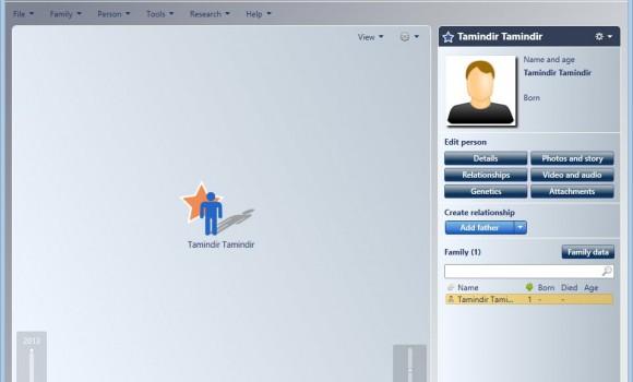My Family Tree Ekran Görüntüleri - 1