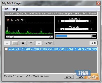 My Mp3 Player Ekran Görüntüleri - 1