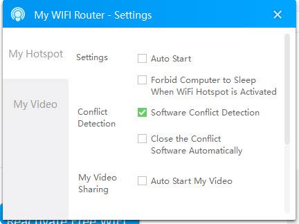 My WIFI Router Ekran Görüntüleri - 1
