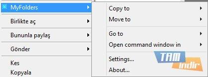 MyFolders Ekran Görüntüleri - 1