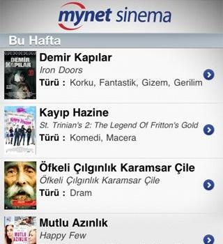 Mynet Sinema Ekran Görüntüleri - 3