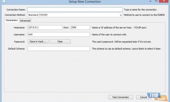 MySQL Workbench Ekran Görüntüleri - 5