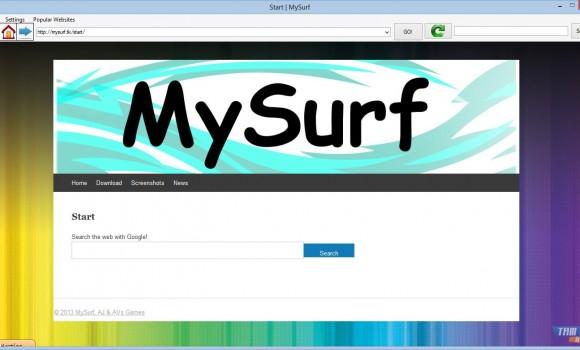 MySurf Ekran Görüntüleri - 3