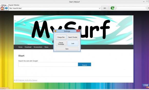MySurf Ekran Görüntüleri - 2