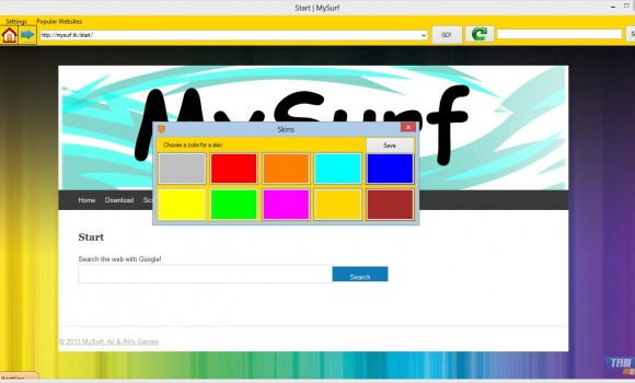 MySurf Ekran Görüntüleri - 1