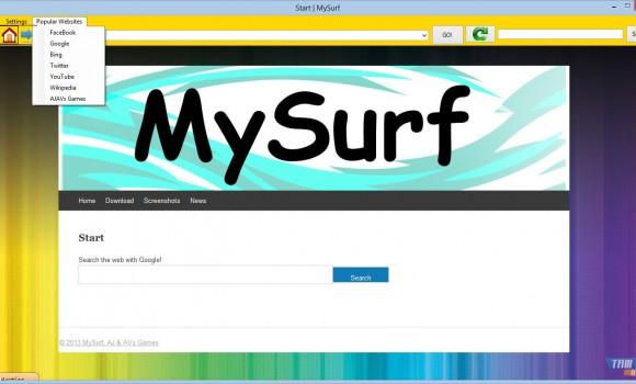 MySurf Ekran Görüntüleri - 5