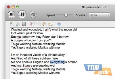 NaturalReader Ekran Görüntüleri - 2