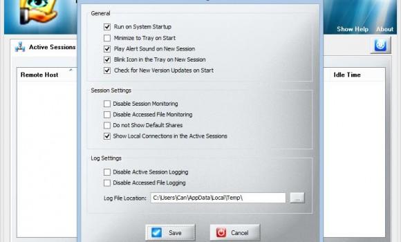 NetShareMonitor Ekran Görüntüleri - 2