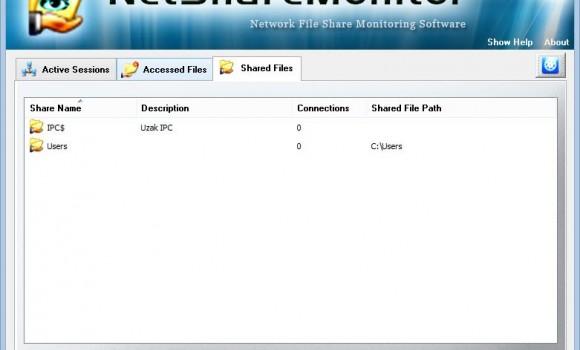 NetShareMonitor Ekran Görüntüleri - 1