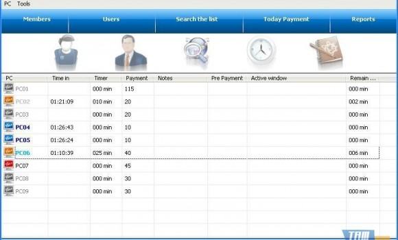 NetCafe Ekran Görüntüleri - 2