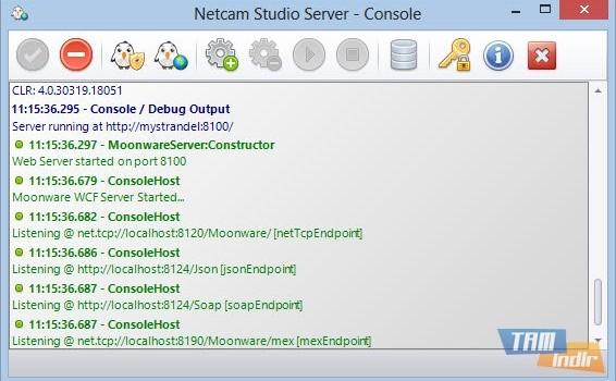 Netcam Studio Ekran Görüntüleri - 1