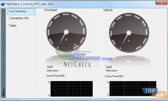 NetCheck Ekran Görüntüleri - 1