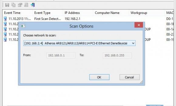 NetworkConnectLog Ekran Görüntüleri - 2