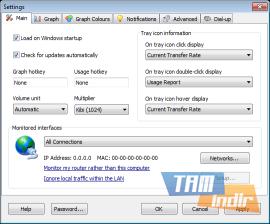 Networx Ekran Görüntüleri - 1