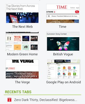 Next Browser Ekran Görüntüleri - 7