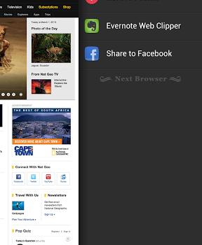 Next Browser Ekran Görüntüleri - 5