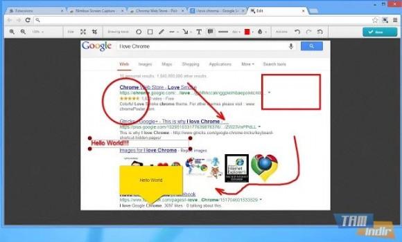 Nimbus Screen Capture Ekran Görüntüleri - 2