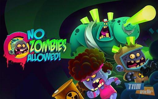 No Zombies Allowed Ekran Görüntüleri - 4