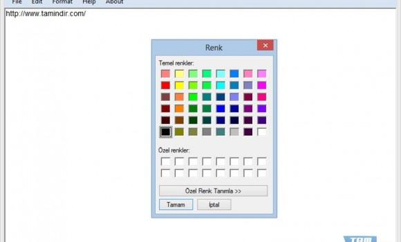 Notepad Plus Ekran Görüntüleri - 2