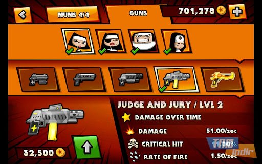 Nun Attack Ekran Görüntüleri - 5