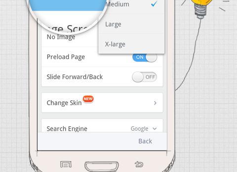 ONE Browser Ekran Görüntüleri - 6