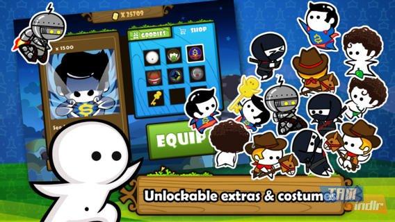 One Tap Hero Ekran Görüntüleri - 1