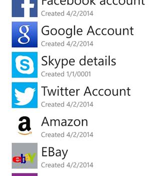 oneSafe Ekran Görüntüleri - 6