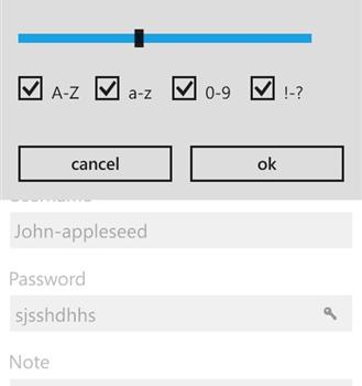 oneSafe Ekran Görüntüleri - 3