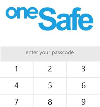 oneSafe Ekran Görüntüleri - 1