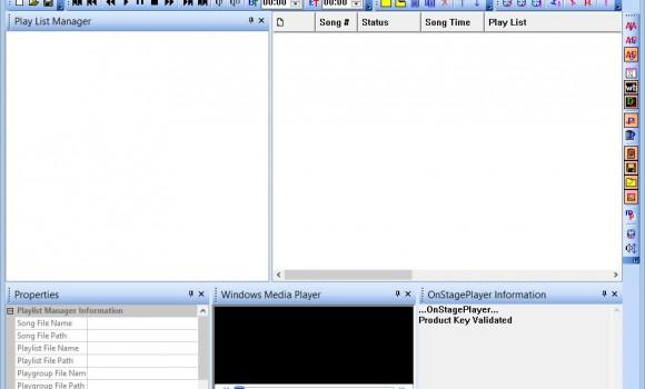OnStagePlayer Ekran Görüntüleri - 3