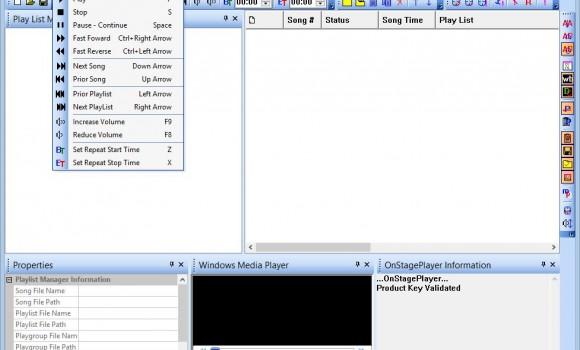 OnStagePlayer Ekran Görüntüleri - 2