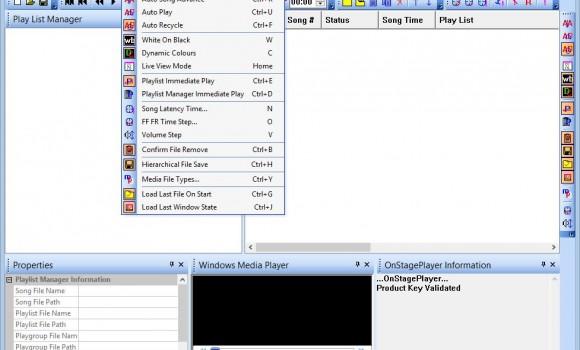 OnStagePlayer Ekran Görüntüleri - 1