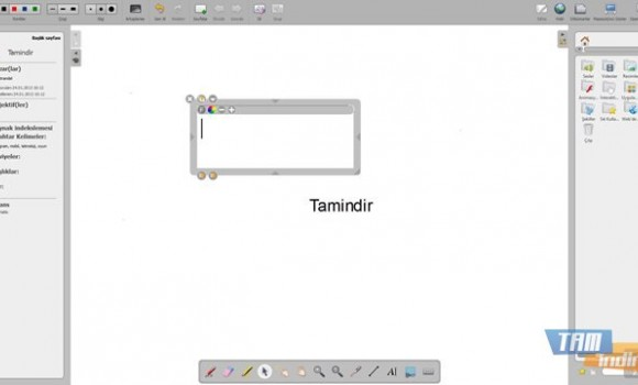 Open-Sankore Ekran Görüntüleri - 5
