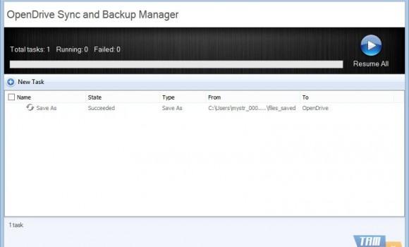 OpenDrive Ekran Görüntüleri - 1