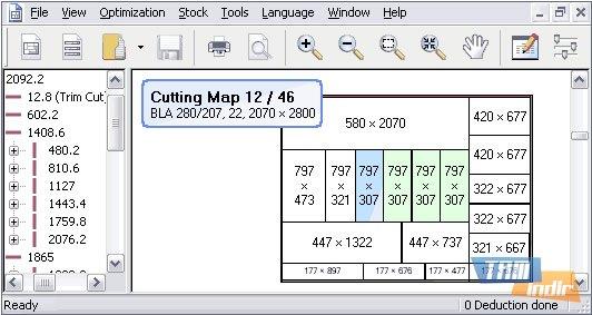 OptiCut Ekran Görüntüleri - 1