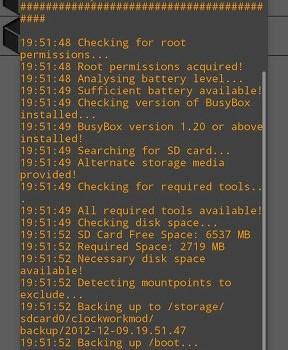 Orange Backup Ekran Görüntüleri - 5