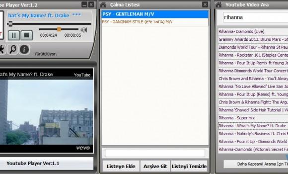 PAB Youtube Player Ekran Görüntüleri - 2