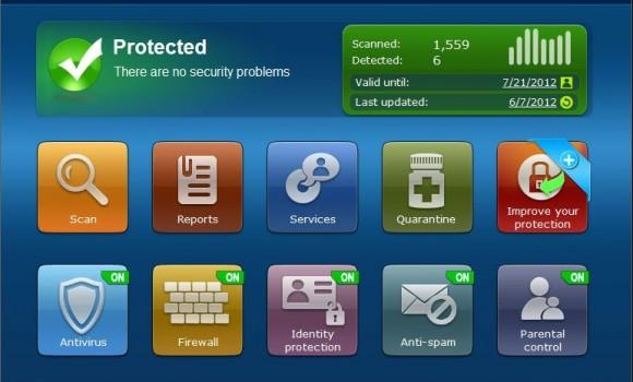 Panda Internet Security Ekran Görüntüleri - 6