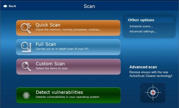 Panda Internet Security Ekran Görüntüleri - 5