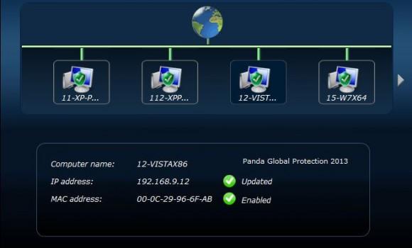 Panda Internet Security Ekran Görüntüleri - 4