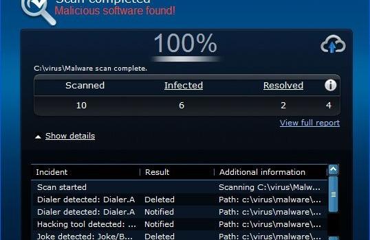 Panda Internet Security Ekran Görüntüleri - 1