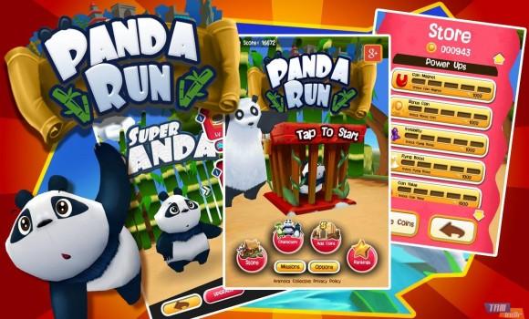 Panda Run Ekran Görüntüleri - 1