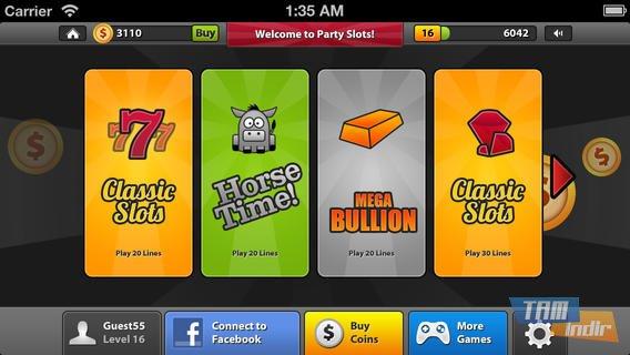 Party Slots Ekran Görüntüleri - 4