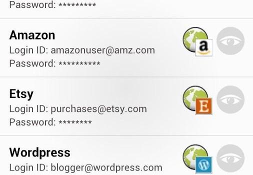 PassWallet - Password Manager Ekran Görüntüleri - 5