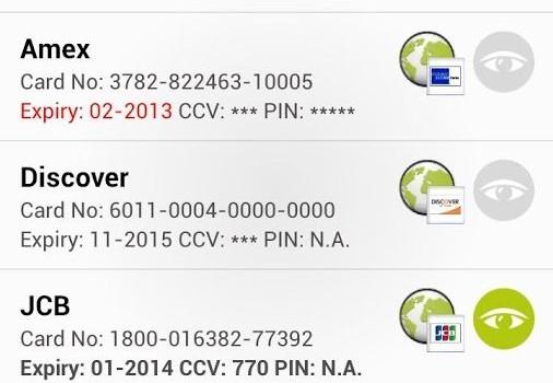 PassWallet - Password Manager Ekran Görüntüleri - 4